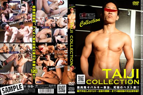 TAIJI COLLECTION / G@MES GAMES COLLCTION